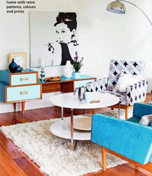 retro style living room furniture paint color ideas for small design in 30 examples as inspiration einrichtungsideen