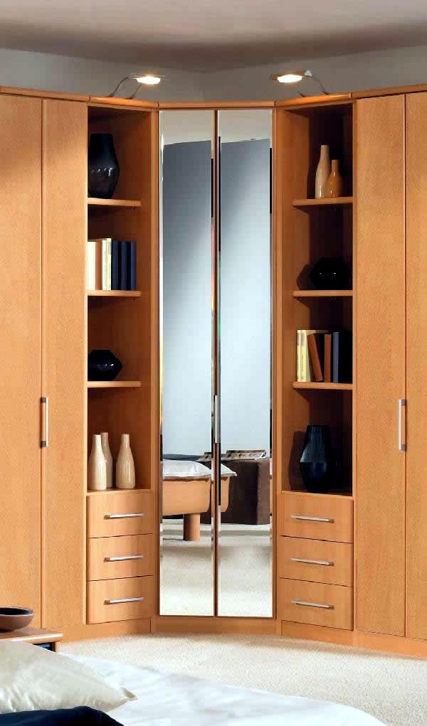 Corner wardrobe  Interior Design Ideas  AVSOORG