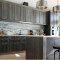 Atlanta kitchen gray kitchen cabinets