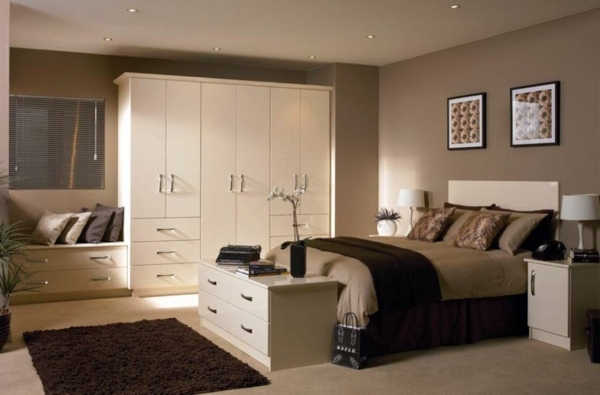 Bedroom closet design for your modern interior  Interior Design Ideas  AVSOORG
