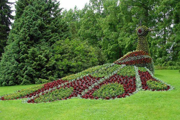 100 images on garden design  the art of modeling the