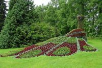 100 images on garden design  the art of modeling the