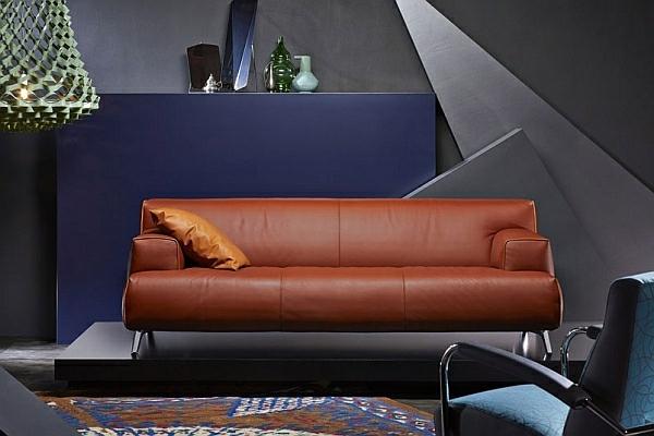 sofa bed color orange sofas com almofadas decorativas a wonderful designer couch collection | interior design ...