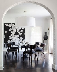 Large pendant lights in the dining room  modern pendant ...