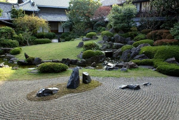 The Japanese Garden – Original Ideas For Outdoor Decoration