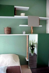 Wall color mint green gives your living room a magical ...