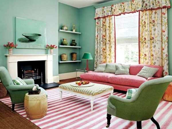 wall color mint green gives your living