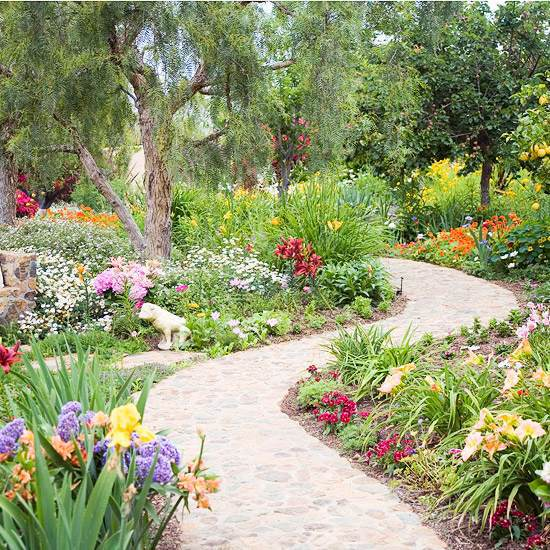 garden paths and programs
