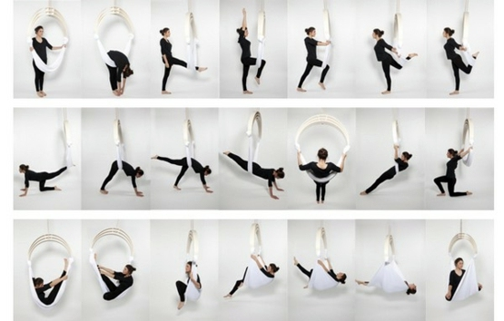 Cool and practical furniture design  Zen Circus Yoga