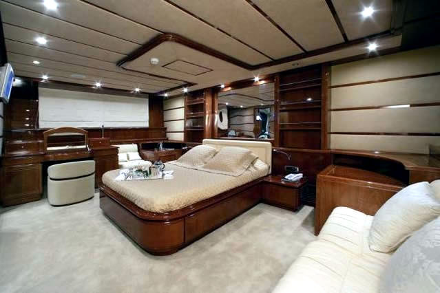 The Exclusive Luxury Yachts Of The Interior Interior Design Ideas