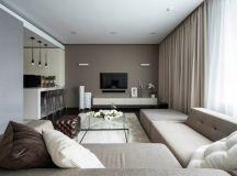 Luxury Apartment – Minimalist interior with momentum ...