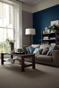 Wall colors for living room  100 trendy interior design ...