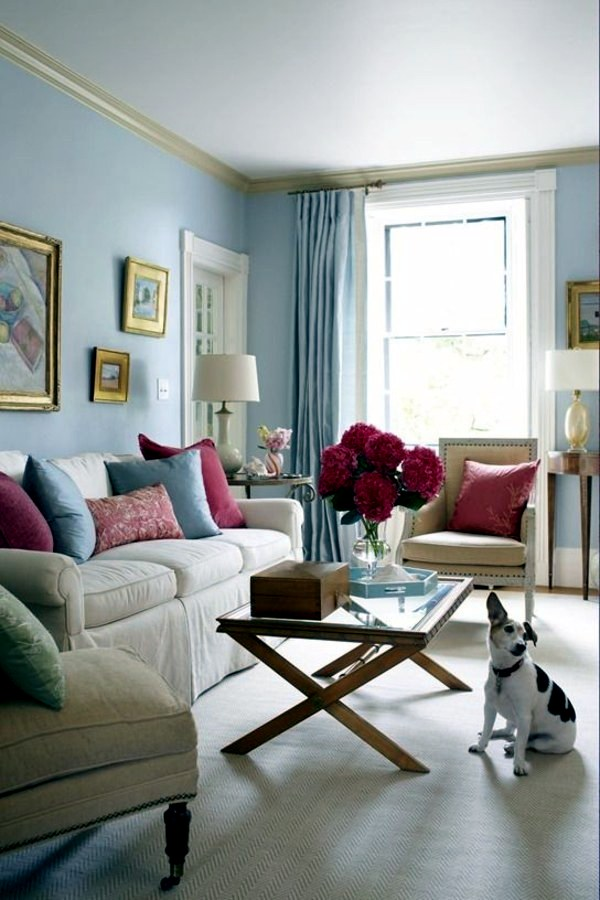 Westend61/getty images do you have a perfect living room? Wall colors for living room - 100 trendy interior design ...