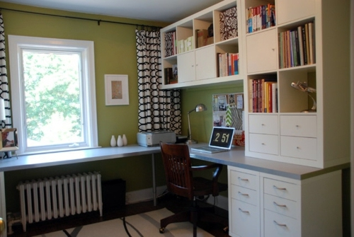 space saving home office idea Space-saving tips for your small home office | Interior