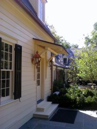 House Awnings  Canopies, canopy and front door glass and ...