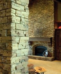 Cheap wall covering with artificial stone | Interior ...
