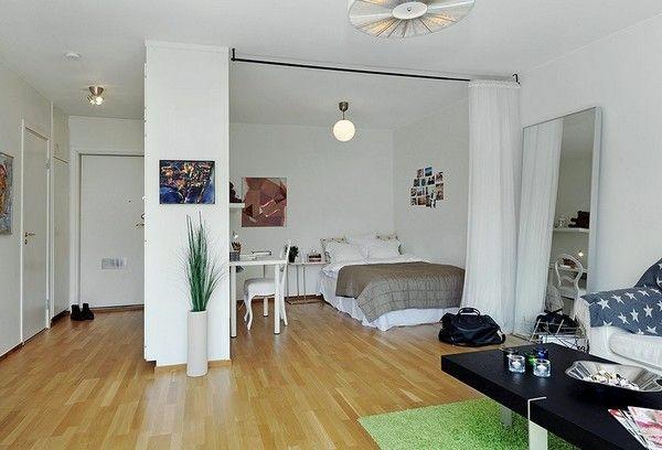 Studio Apartment Set Up You Operate