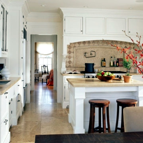 rustic kitchen table sets red cherry cabinets 15 interesting and practical ideas for old-fashioned ...