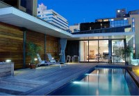 A stunning roof terrace design  15 rooftop pools that ...