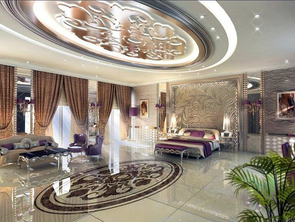 Bedroom Design And Wall Colors Charm And Luxury In The Bedroom Interior Design Ideas Avso Org
