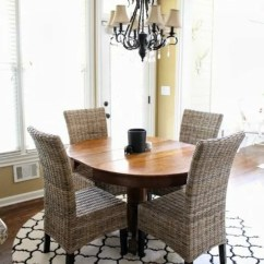 Kitchen Tables Round Upgrades 70 Dining That Can Totally Transform Any Rattan Also Home