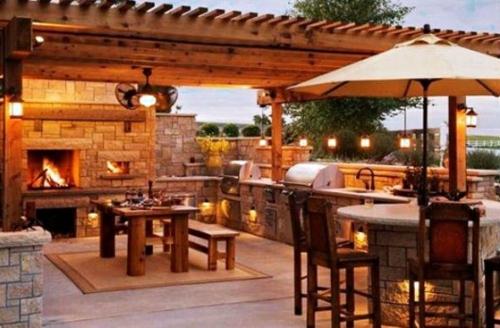 Terrassen Ideen Garten Dachterrassen