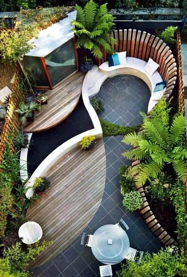40 Garden Design Ideas For Your Imagination Interior Design