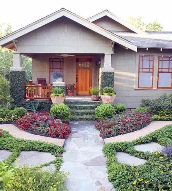 Front Garden Design Ideas – Creative Design Ideas For Your