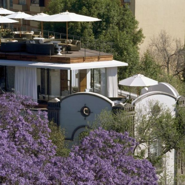 Neoclassical building – modern and functional hotel Condesa DF   Interior Design Ideas   AVSO.ORG