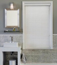 Blinds for bathroom windows  shutters and window ...