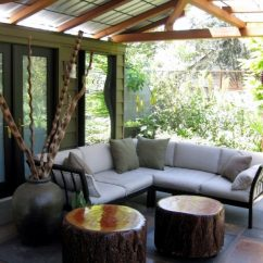 Front Porch Lounge Chairs Backpack With Chair 20 Stylish Ideas For Outdoor Seating Area – A Comfortable In The Garden | Interior ...