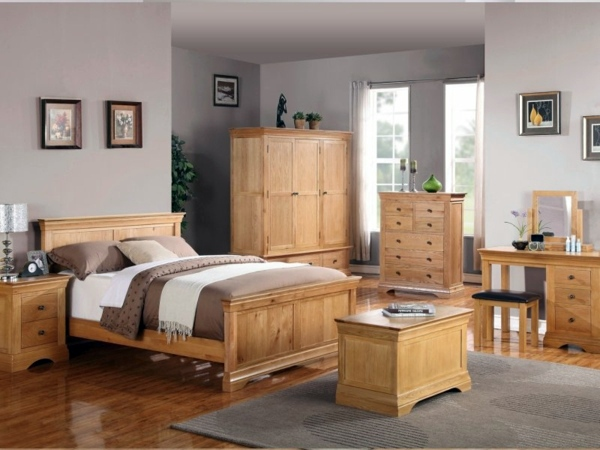 Wood furniture for a beautiful bedroom design  Interior Design Ideas  AVSOORG
