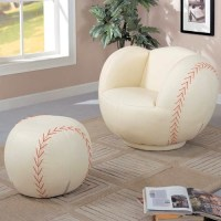 Unique upholstery chair for sports lovers  Ideas for Kids ...