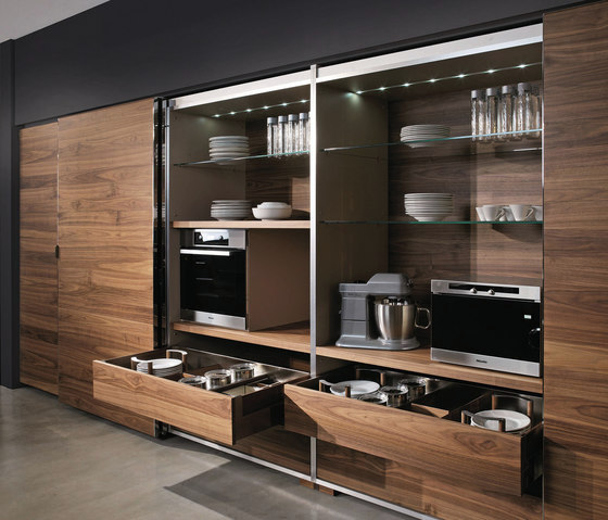 Stylish Kitchen Furniture with Italian Design  Interior