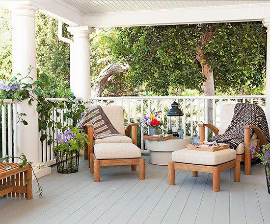 Terrace Design Ideas – 16 Creative Designs For The Porch