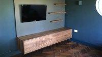 Wall-mounted / floating AV furniture - AV Soul