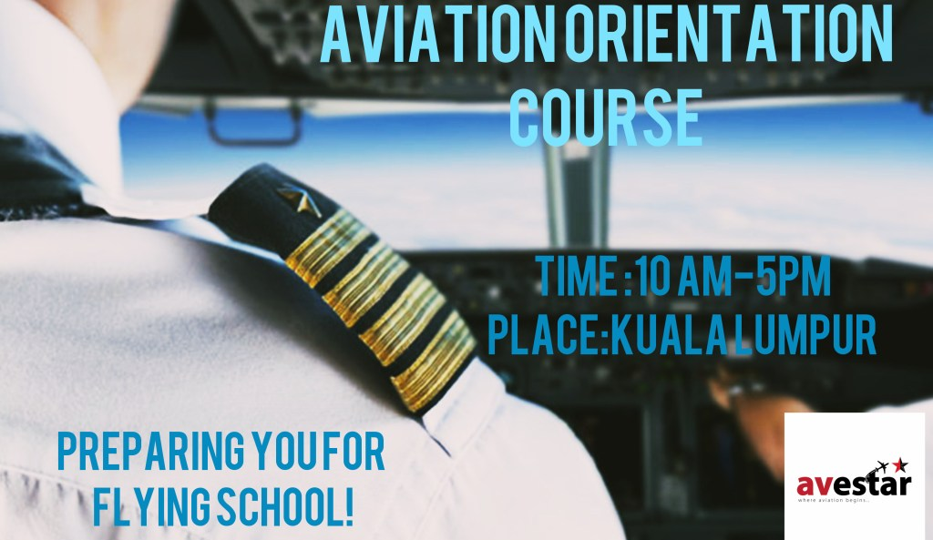 AVOC with Real Flying Experience Intakes Date