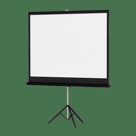Da-Lite Versatol 84 x 84 portable matte white screen