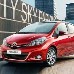 Toyota Yaris Trd 2012 Bekas All New Kijang Innova 2.0 Q A/t Venturer Drive4u Automotive News