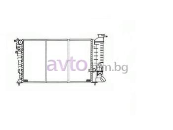 Водни радиатори за PEUGEOT 306 (7A, 7C, N3, N5) хечбек от