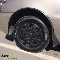 Колпаки RS-T Black R13
