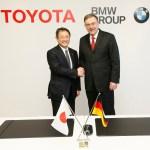 Toyota in BMW: dobra sinergija