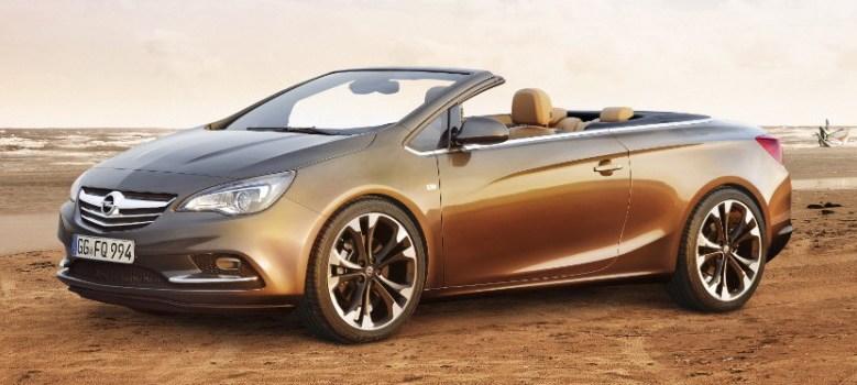 Opel Cascada: malo večji kabriolet