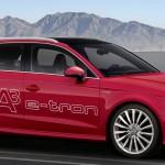 Audi A3 e-tron: športni varčnež