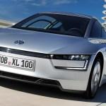Volkswagen XL1: (malo)serijski litrski avtomobil!