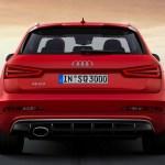 Audi RS Q3: prvi »Q« z oznako RS