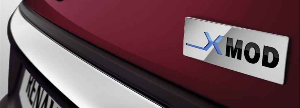Renault Scénic XMod: križanec