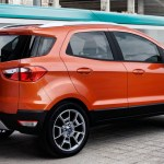 Ford EcoSport: serijski izdelek za Evropo