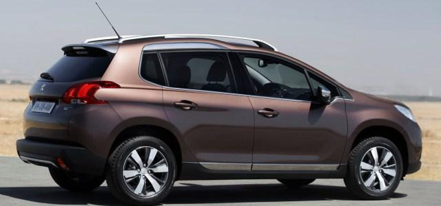 Peugeot: v Ženevi napoved ofenzive