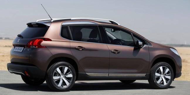 Peugeot 2008: od 98 gramov ogljikovega dioksida na kilometer naprej.